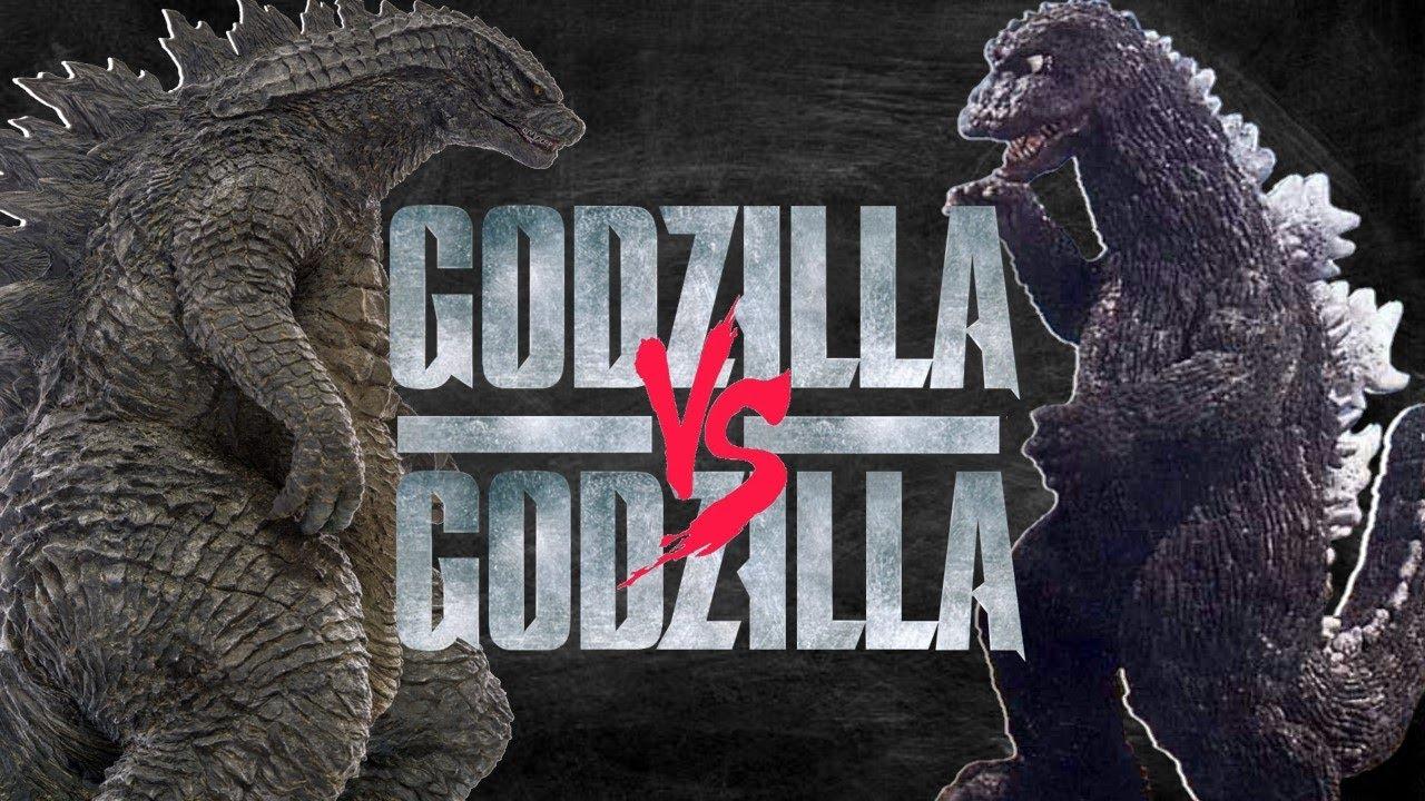 Showa Godzilla VS Legendary Godzilla- Who Would Win?