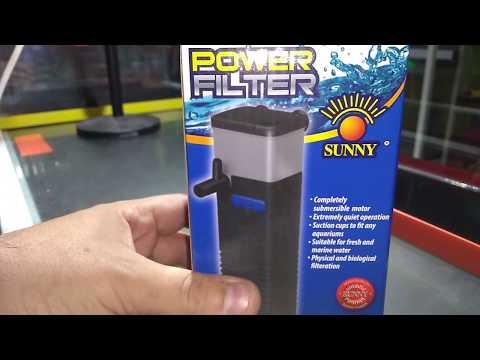 Filtro Sunny SPF-200 sumergible