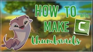 AJ Camtasia Tutorial~ Wie man Thumbnails Mit Camtasia Studio 8!