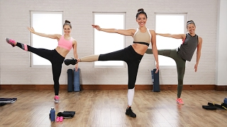 The 40-Minute Boxing and Toning Workout Victoria