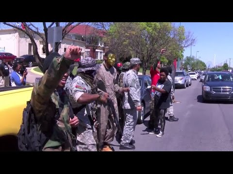 New Black Panther Party Crushes TX Militia Intimidation Tactics