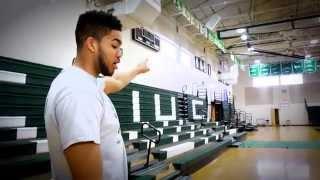 NBA Rooks: Karl-Anthony Towns' High School Memories