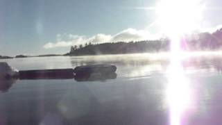 Morning Mist , Beauview Bays, Lake of Bays, Muskoka