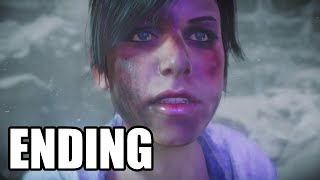 Infamous: First Light - Ending