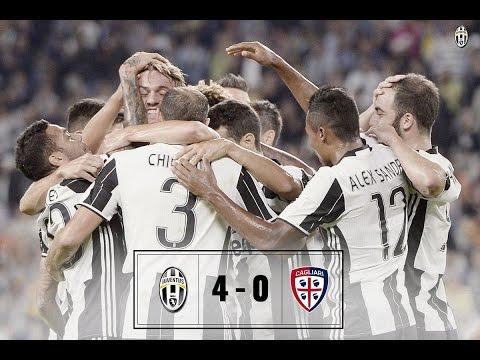 21/09/2016 - Serie A TIM - Juventus-Cagliari 4-0