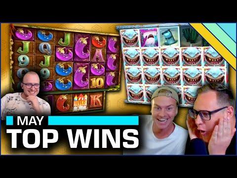 Top 10 Slot Wins of May 2020