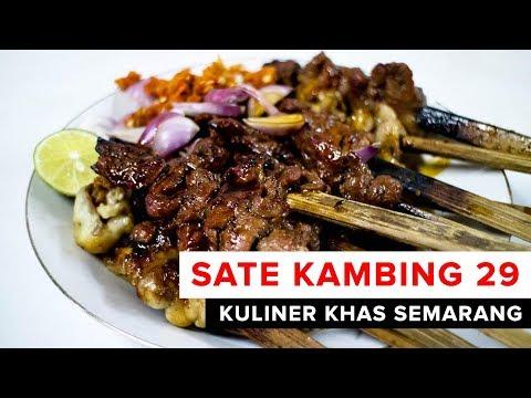 wajib-coba-sate-kambing-29-semarang,-kuliner-khas-di-tengah-kota-lama-semarang
