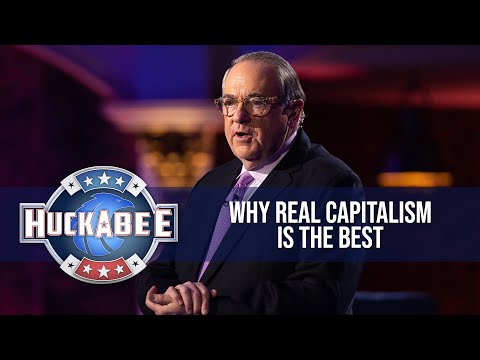Why REAL Capitalism Is The BEST! | PRAISE w/ Matt & Laurie | Huckabee
