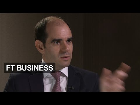 HSBC Defends Universal Banking | FT Business