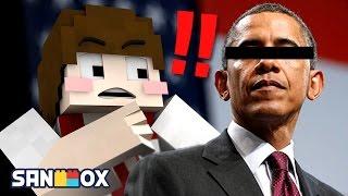 오..오바마 대통령님!? [마인크래프트: 휴먼 몹 모드] Minecraft - Human Mob Mod - [도티]