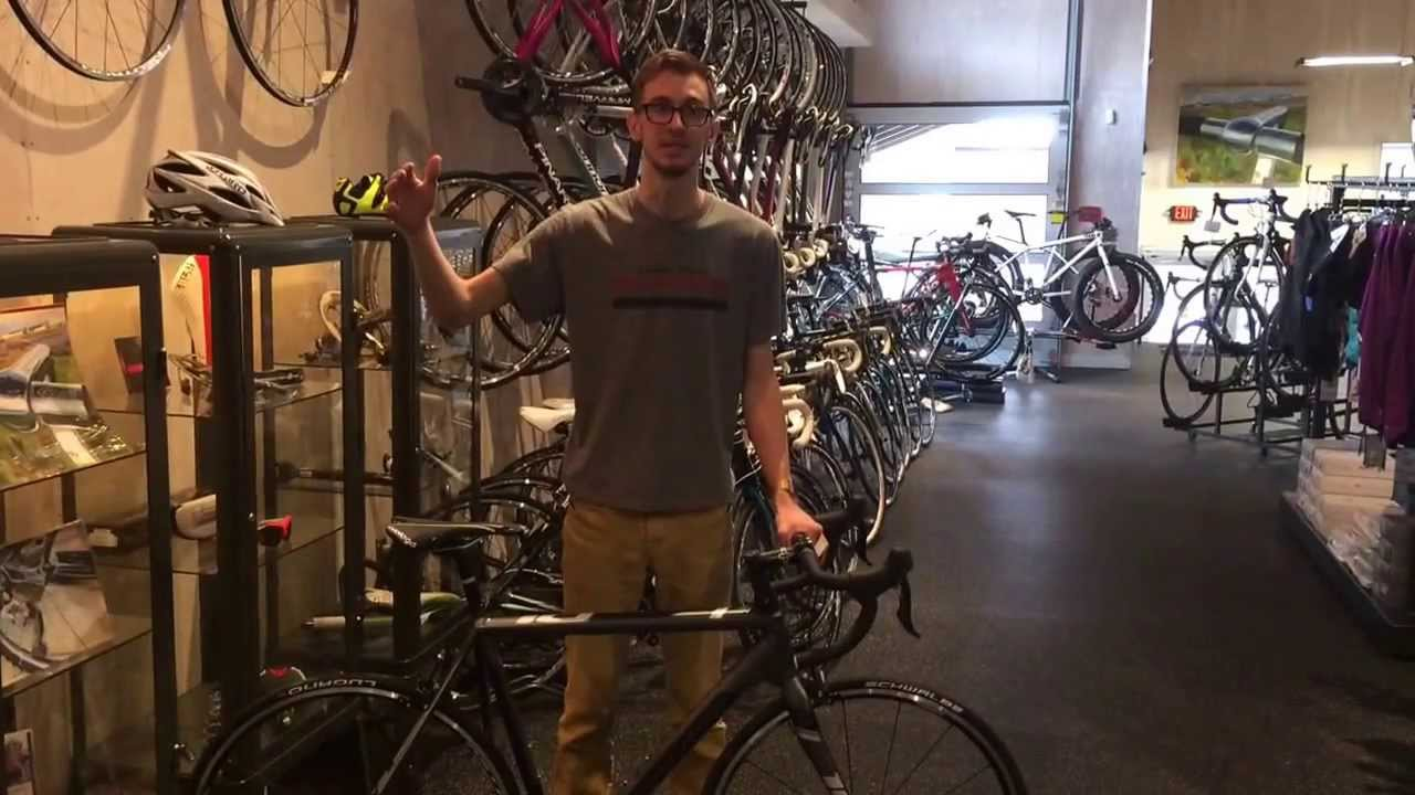 0a27e56bf3a 2014 Cannondale CAAD 10 Shimano 105 build Review - YouTube