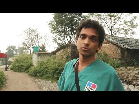 Volunteering with Tibet Charity - Vishan's Story