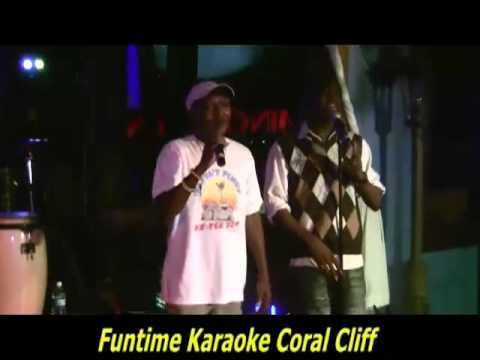 Funtime Karaoke Coral CLiff - Unchained Melody.mp4