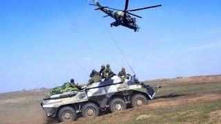Боевые учения в пос.Норское(Ярославль,14.08.2015)