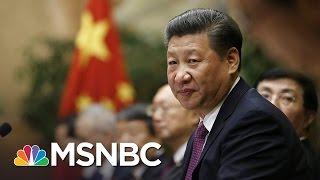 President Donald Trump To Meet Chinese President Xi Jinping At Summit | Morning Joe | MSNBC
