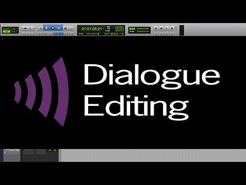 Tutorial 4: Dialogue Editing - Post-Production Audio Workflow Series
