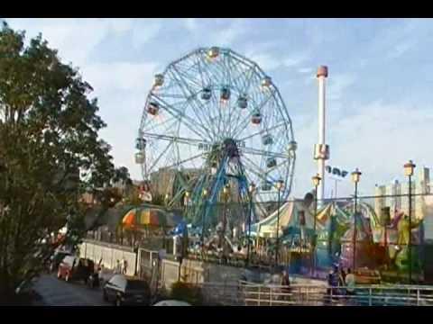 Coney Island And Astroland Amusement Park An Extensive Tour