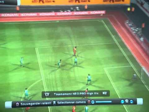 PES 2012 Match Galatasaray-Rubin Kazan
