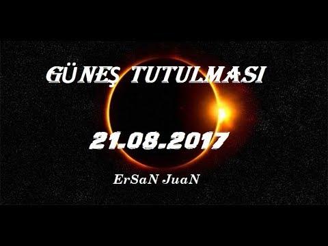 Güneş Tutulması (21.08.2017)