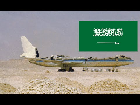 Top Ten Deadliest Air Crashes of Saudi Arabia