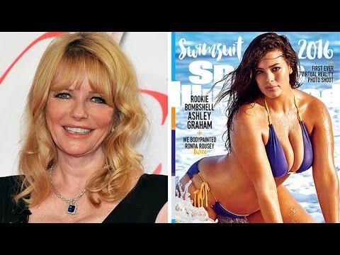 Cheryl Tiegs Says Ashley Graham tes Unhealthy Lifestyles