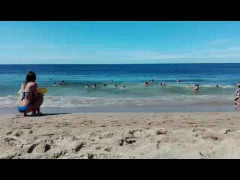 Time lapse en Punta Colorada, Uruguay - Carnaval de 2017