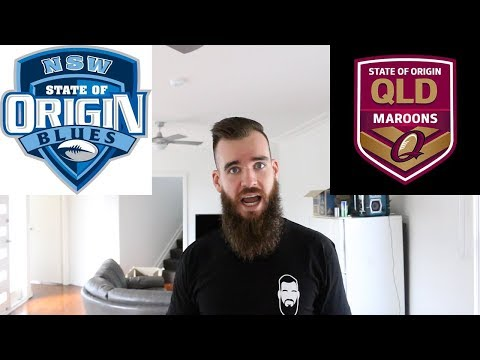 The Problem With State Of Origin