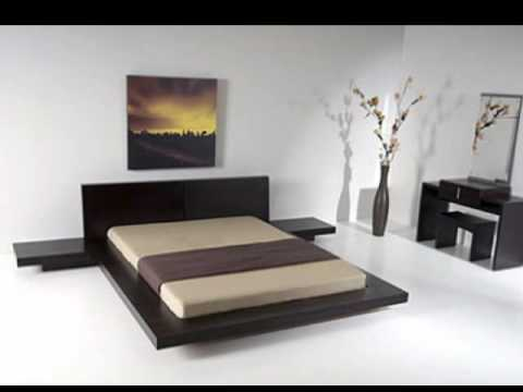Modern Beds Showroom Los Angeles - YouTube
