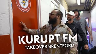 Kurupt FM takeover Brentford FC in hilarious mockumentary! | People Just Do Nothing x Soccer AM