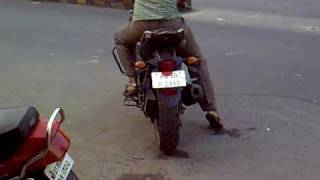 RAIGANJ /// Bapon /// bike turn