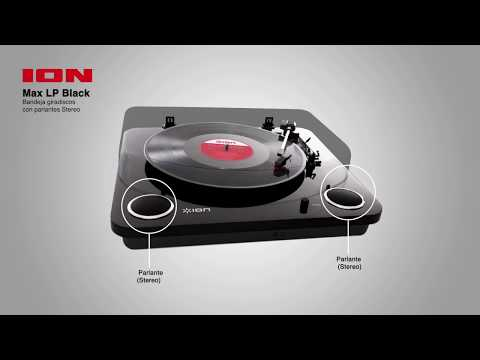 Ion Audio Max Lp Turntable Review Vinyl Turntable Reviews