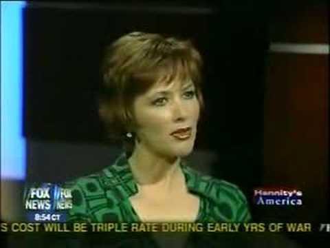 Janine Turner on Hannity's America