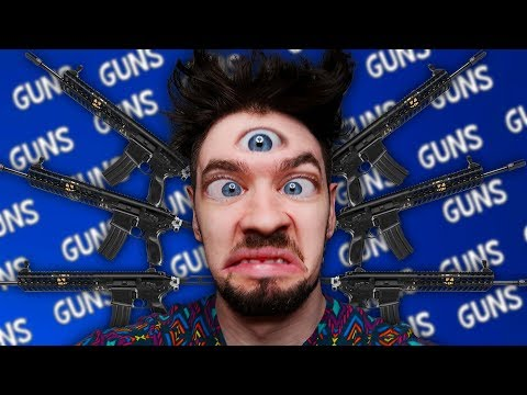 GUNS GUNS GUNS GUNS GUNS GUNS | Enter The Gungeon