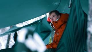 Hammock Winter Camping Iฑ The Norwegian Woods