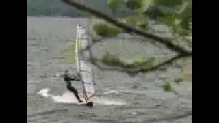 7 VII 2007 windsurfing Dziećkowice