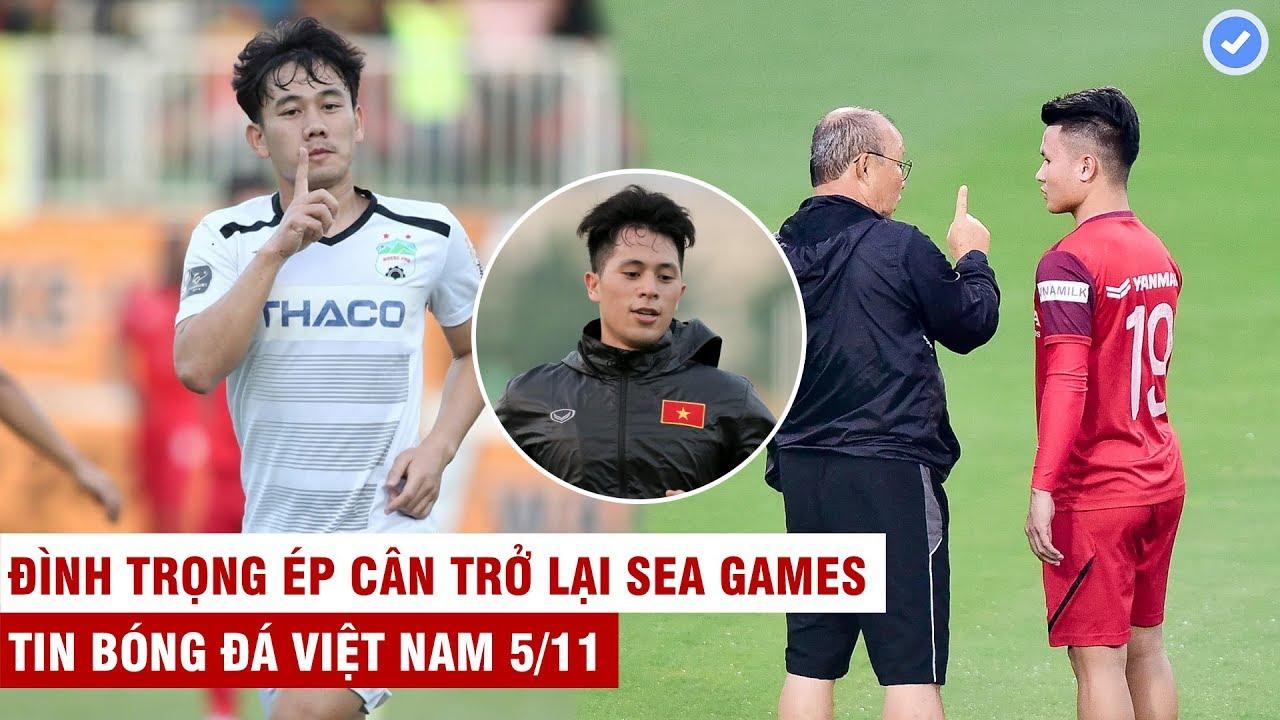 VN Sports 5/11   HOT: ĐH tiêu biểu V-League 2019, Quang Hải & HLV Park nguy cơ lỡ trận gặp Thái Lan