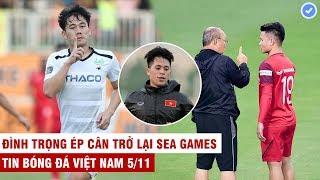 VN Sports 5/11 | HOT: ĐH tiêu biểu V-League 2019, Quang Hải & HLV Park nguy cơ lỡ trận gặp Thái Lan