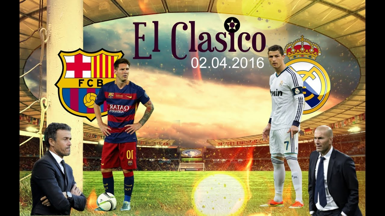 Барселона против 2016