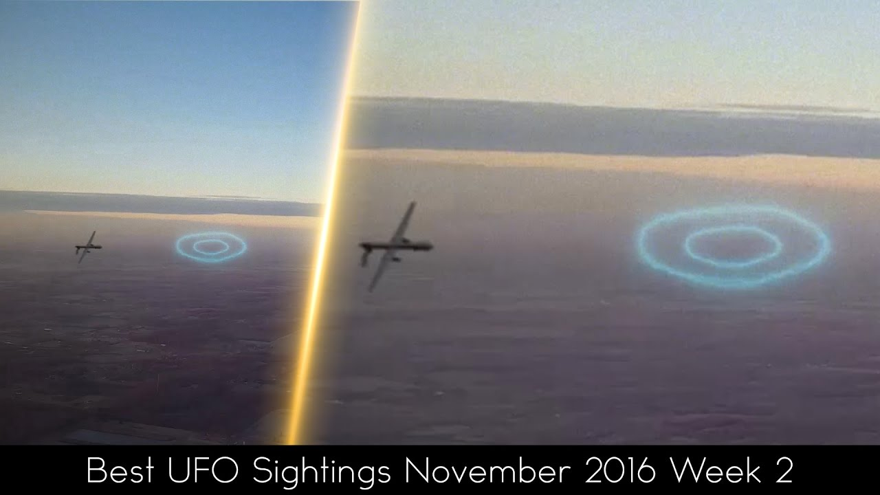 Best UFO Sightings May 2016 Week 2 | iufosightings