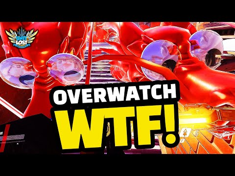 Overwatch But With GOOGLY Eyes! HUGE April Fools Update!