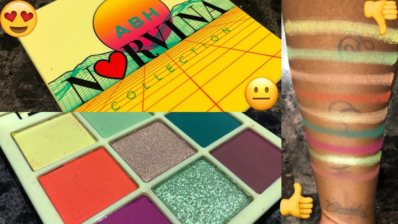 Norvina Pro Pigment Palette Vol. 1 by Anastasia Beverly Hills #20