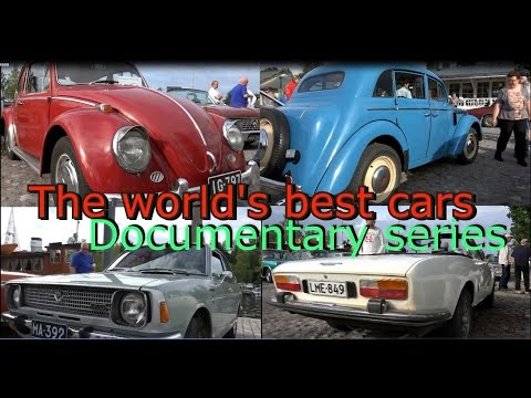 The world's best cars- car documentary series Part1
