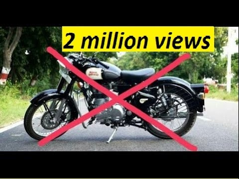 7 reasons why NOT TO BUY A ROYAL ENFIELD  || Royal enfield 350cc review || royal enfield classic 350