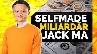 4 Dinge die DU vom Selfmade Milliardär Jack Ma lernen kannst! Milliarden Online Business aufbauen