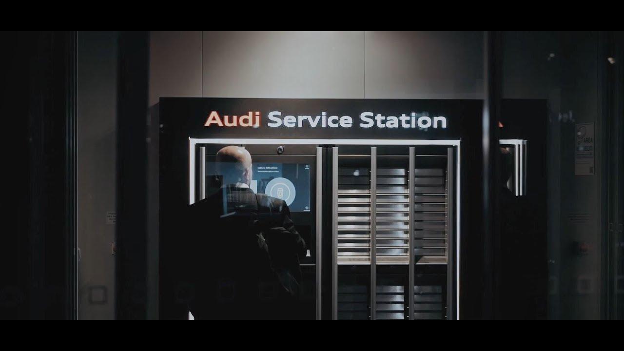 Audi Service Station - YouTube