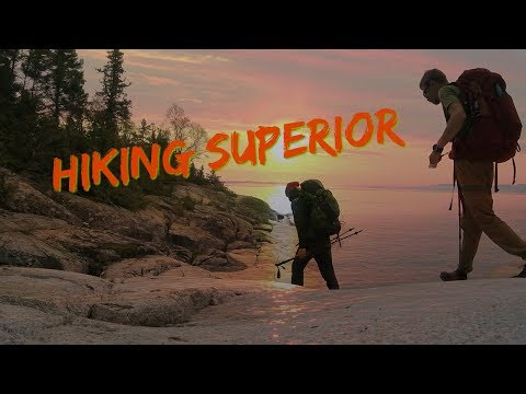 Hiking Lake Superior's Coastal Trail