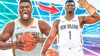Zion Williamson's STRONGEST Moments! 2020 Rookie Highlights