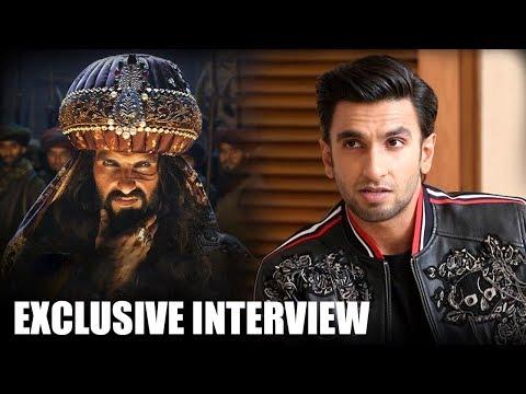 Khalibali: Ranveer Singh's UNPLUGGED Entertainment!