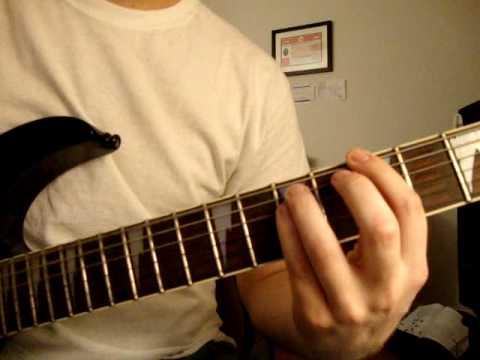 Rise Against Savior Guitar Lesson Chords Tutorial Youtube