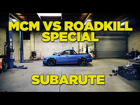 MCM VS ROADKILL [SPECIAL]